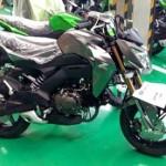 Kawasaki Z125 ra mắt thị trường Việt Nam đầu 2016
