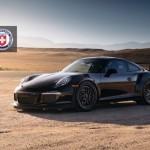 Siêu xe Porsche 911 GT3 độ đen bí ẩn