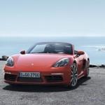 Xe sang Porsche 718 Boxster sẽ là xe thể thao giá rẻ nhất của hãng ?