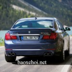 Ngắm siêu xe Sedan Alpina B7 Biturbo khoe sức mạnh