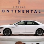 Đánh giá xe sedan hạng sang cỡ lớn Lincoln Continental 2017