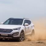 Hyundai SantaFe xe SUV bán chạy nhất Hàn Quốc