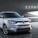 Ssangyong Tivoli xe đa dụng cỡ nhỏ 7 chỗ ngồi hiếm hoi