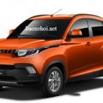 Xe SUV Mahindra KUV100 giá siêu rẻ 135 triệu đồng