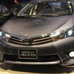 Đánh giá xe giá rẻ Toyota Corolla Altis 2016 nâng cấp