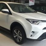 Sốc giá Toyota RAV4 2016 tại Việt Nam là 1,8 tỷ đồng