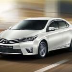 Phát thèm giá Toyota Corolla Altis 2016 giá 485 triệu đồng ở Thái Lan