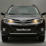 Đánh giá về xe SUV cỡ nhỏ Toyota RAV4 2016