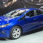 Đánh giá xe Chevrolet Volt thế hệ mới 2016