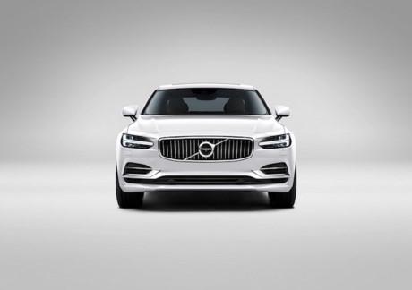Volvo trình làng S90 mẫu sedan hạng trung sang trọng 1
