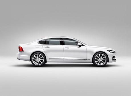Volvo trình làng S90 mẫu sedan hạng trung sang trọng 2
