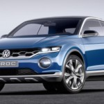 Ra mắt xe SUV cỡ nhỏ Volkswagen T-Cross
