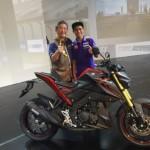Xe máy côn tay đời mới Yamaha Xabre 150 giá 50 triệu đồng