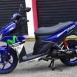 Yamaha Aerox 125 LC xe thể thao cho người trẻ