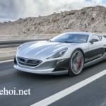 Đánh giá siêu xe điện Rimac Automobili công suất 1000 mã lực