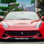 Xe Ferrari và Rolls royce Phantom Hải Phòng bán vào Sài Gòn