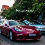 Bộ đôi xe sang Porsche Panamera 2016 biển đẹp ở Huế
