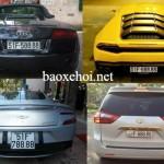 Loạt siêu xe khủng gây chú ý trên đường phố Sài Gòn