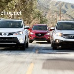 Top 5 xe ô tô hot nhất thị trường Việt Năm 2016