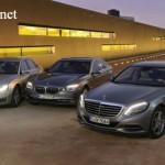 Audi đang muốn vượt lên BMW trong phân khúc xe sang