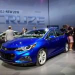 Đánh giá xe Chevrolet Cruze 2016 về động cơ