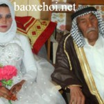Cô bé kết hôn với ông già đáng tuổi cụ gây sốc