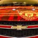 Chevrolet Fan Cup dành cho cổ động viên M.U