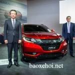 Lãnh đạo hãng xe Honda thay đổi đầu năm 2016