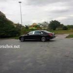 Xe siêu sang Maybach S600 thứ 3 về Bình Dương