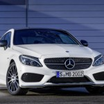 Xe sang công suất lớn Mercedes-AMG C43 Coupe sắp ra mắt