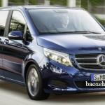 Mercedes-Benz V-Class bản cao cấp nhất sắp ra mắt
