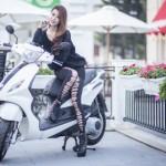 Tại sao xe máy tay ga được nữ giới ưa thích nhất