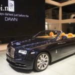 Xe siêu sang Rolls-Royce Dawn đầu tiên giá 16 tỷ đồng