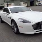 Siêu xe 4 cửa Aston Martin Rapide S thứ 2 cập bến Việt Nam
