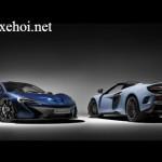 2 siêu xe McLaren đặc biệt sắp ra mắt