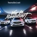 Mercedes bán được 150.000 xe trong tháng 1/2016