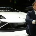 Sếp Lamborghini dự đoán về thị trường siêu xe 2016