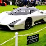 Danh sách siêu xe đắt nhất thế giới 2016