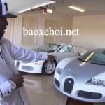 Võ sĩ đại gia Floyd Mayweather khoe dàn siêu xe 20 triệu đô
