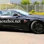 Siêu xe Aston Martin DB11 ra mắt chính thức vào 1/3/2016