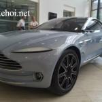Siêu xe crossover Aston Martin DBX ấn định nơi sản xuất