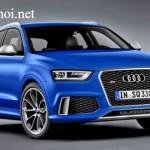 Xe sang công suất lớn Audi Q3 RS tăng tốc nhanh nhất phân khúc