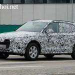 Xe sang Audi Q5 2017 mới thay đổi để nổi bật hơn