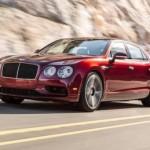Xe siêu sang Bentley Flying Spur V8 S bản nâng cấp lộ diện
