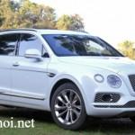 Siêu xe SUV Bentley Bentayga chạy điện sẽ sớm ra mắt