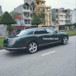 Choáng siêu xe Bentley Mulsanne speed giá 20 tỷ về Hải Dương