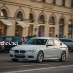Xe sang BMW 330e giá rẻ chạy điện sắp ra mắt