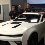 Ngắm siêu xe Chevrolet Camaro SC610 độ bởi Callaway