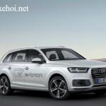 Xe sang Audi Q7 e-Tron 3.0TDI chạy điện sắp ra mắt