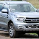 Ford Everest 2016 chuyển từ xe bình dân thành SUV hạng sang
